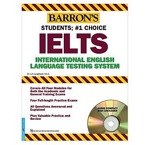 Barrons IELTS International English (Tái Bản 2019)