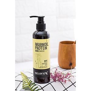 KEM DƯỠNG TÓC P.P.T - xả khô Delofil phục hồi dưỡng ẩm cho tóc. [QC-Tiki]