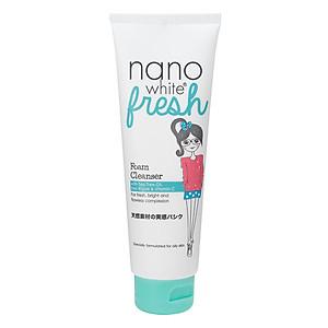 Kem rửa mặt Nanowhite Fresh 50g