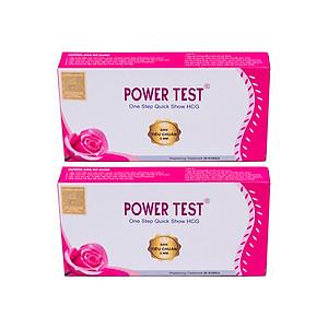 Que thử thai - Que thử phát hiện thai sớm Powertest 5mm [QC-Tiki]