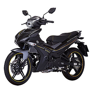 Xe Máy Yamaha Exciter 150 RC 2018 - Đen