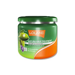 LOLANE - Dầu ủ tóc JOJOBA - BIOTIN 500G [QC-Tiki]