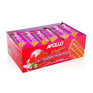 Bánh Xốp Giòn 36 To Dâu Apollo