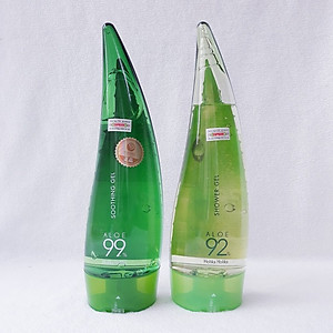 Gel lô hội Holika Aloe 99% Soothing Gel 250ml