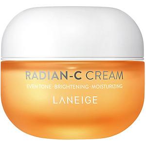 Kem dưỡng trắng da làm mờ đốm nâu Laneige Radian - C Cream 50ml [QC-Tiki]