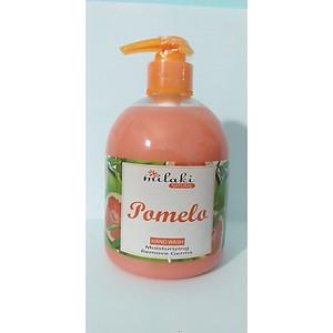 Sữa rửa tay Milaki Natural Pomelo hương trái bưởi [QC-Tiki]