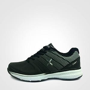 Giày tennis Nam Nexgen chính hãng NX16190 - màu Đen bạc