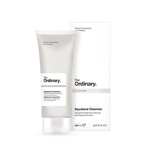 Sữa rửa mặt The Ordinary Squalane Cleanser - 150ml [QC-Tiki]