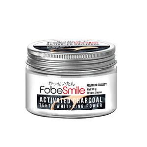 Bột trắng răng Fobe Smile - Lọ 30g [QC-Tiki]