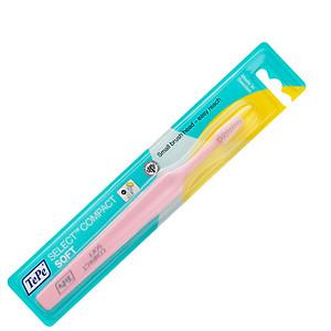 Bàn chải đánh răng mềm trẻ từ 5-11 Tepe Select Compact Soft nhiều màu [QC-Tiki]