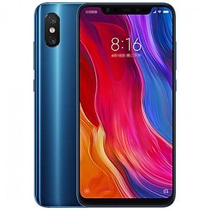 Điện Thoại Thông Minh Xiaomi Mi 8 (6.21inch) - White