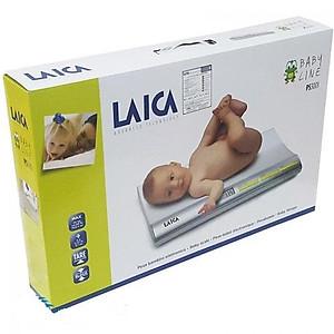 Cân trẻ sơ sinh điện tử Laica PS3001 [QC-Tiki]