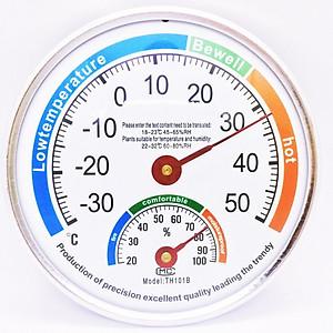 Nhiệt ẩm kế đo trong phòng và ngoài trời [QC-Tiki]