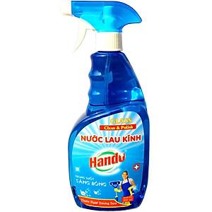 Nước lau kính Hando Hương Hoa 600ml