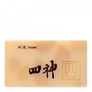 Xà Phòng Tứ Thần Trung Hoa YUAN Sishen Chinese Herbs Soap 100g [QC-Tiki]