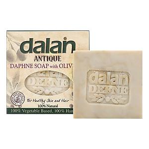 Xà Phòng Tắm Gội Từ Hoa Thụy Hương Và Dầu Olive Dalan Antique Daphne Soap With Olive Oil (170g) [QC-Tiki]