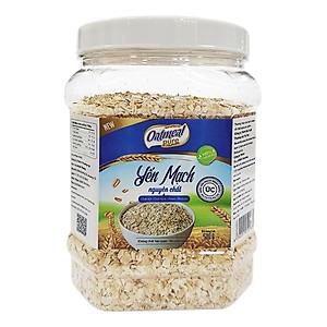 Ngũ Cốc Yến Mạch Nguyên Chất Oatmeal (500g / Hộp)