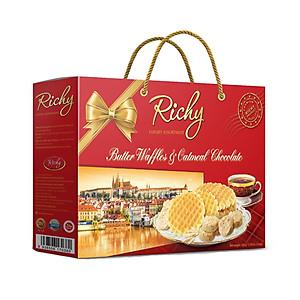 Bánh Quai Xách Richy (368g)