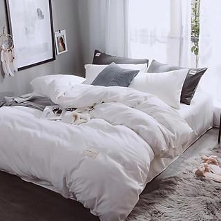 Bộ chăn ga giường lidaco cotton tici cao cấp (nhiều mẫu lựa chọn) - hình 1