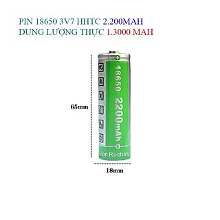 Đèn pin ultrafire xml t6 siêu sáng, hợp kim chống nước, 1000 lumen, chiếu xa 200m tới 500m , pin sạc fullbox, tặng pin green hhtc 18650  loại tốt - hình 4