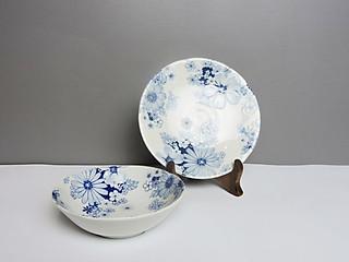 Dĩa sứ hanamai 223 - b47709300 - 16cm - hình 1