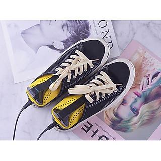 Máy sấy giày sấy siêu nhanh loại bỏ mùi hôi và vi khuẩn, kiểu dáng nhỏ gọn, dễ sử dụng