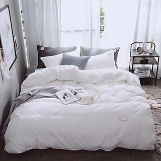 Bộ chăn ga giường lidaco cotton tici cao cấp (nhiều mẫu lựa chọn)