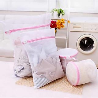 Túi lưới giặt quần áo 35x50cm c029-120 hàng nhật
