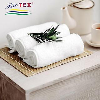 Khăn tắm, khăn mặt riotex mềm mịn không xù kích thước 34x86cm 90g