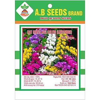 5 Gói Hạt Giống Hoa Salem Mix (50 hạt / gói)