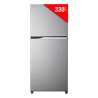 Tủ Lạnh Inverter Panasonic NR-BD418VSVN (330 lít) - Bạc - Hàng chính hãng