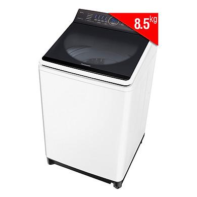 Máy Giặt Cửa Trên Panasonic NA-F85G5HRV (8.5kg) - Xám Nhạt - Hàng Chính Hãng