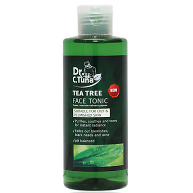 Nước Hoa Hồng Tea Tree Dành Cho Da Mụn Và Da Dầu Farmasi - 1821TON (225ml)
