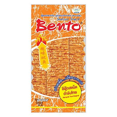 Snack Mực Tẩm Gia Vị Thái Bento (6g)
