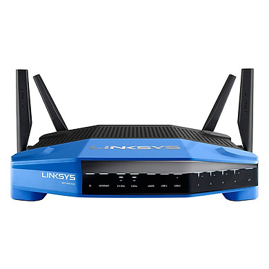 Router Wifi Băng Tầng Kép Linksys WRT1900ACS - Hàng Chính Hãng