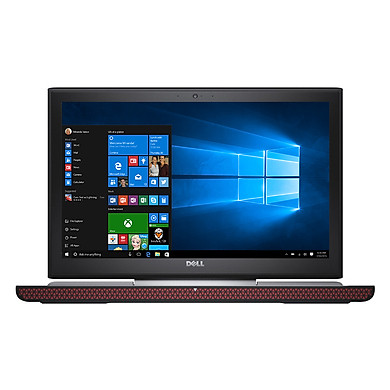 Laptop Dell Inspiron 7566 N7566A - Core i7-6700HQ/Win10-Office 365 (15.6  inch) - Đen - Hàng Chính Hãng | Tiki.vn