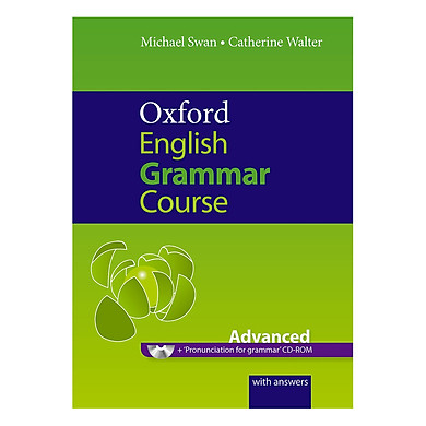 Oxford English Grammar Course Advanced With Answers CD- ROM