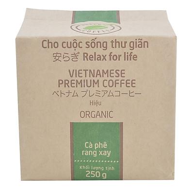 Cà Phê Hello 5 Organic (250g)