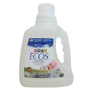 Nước Giặt Xả Quần Aos Ecos Baby (2.96 lít)