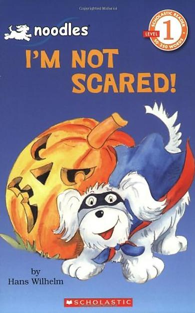 S'Rdr Lvl 1: Noodles: I'm Not Scared! - Paperback