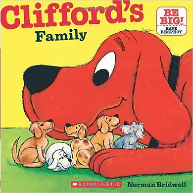 Clifford'S Family - Paperback