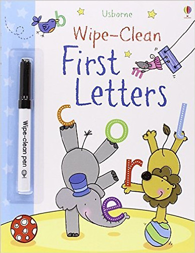 Usborne First Letters