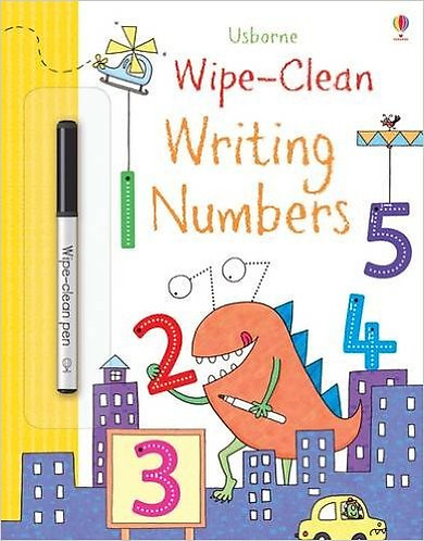Usborne Writing Numbers
