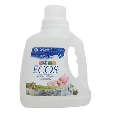 Nước Giặt Xả Quần Áo Ecos Baby (1.47L)