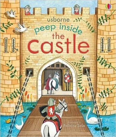 Usborne The Castle