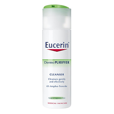 Sữa Rửa Mặt Trị Mụn Eucerin Dermo Purifyer (200ml)