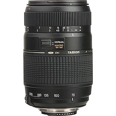 Lens Tamron AF 70-300mm F/4-5.6 Di LD Macro For Canon - Hàng Chính hãng