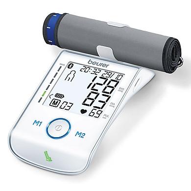 Máy Đo Huyết Áp Công Nghệ Bluetooth Pin Khô Beurer BM85