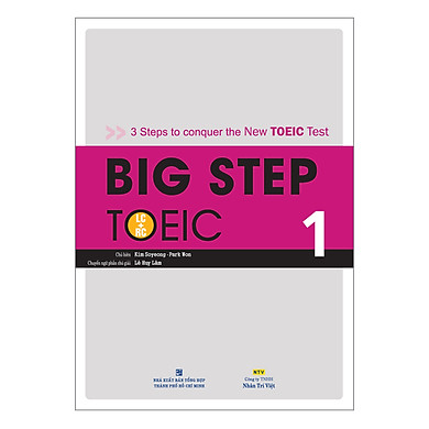 Big Step TOEIC 1 (Kèm CD MP3)