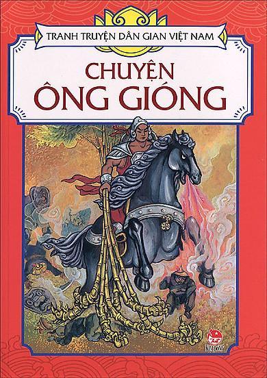 Tranh Truyện Dân Gian Việt Nam - Chuyện Ông Gióng